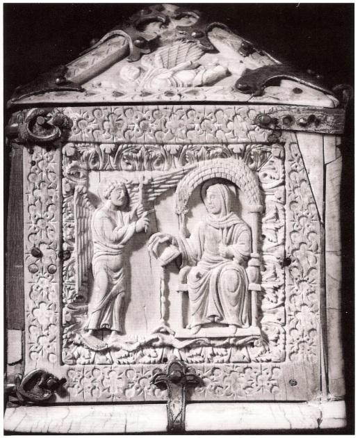 Brunswick Casket, c. 860-870