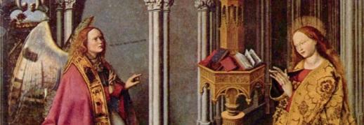 Barthélemy d'Eyck, detail