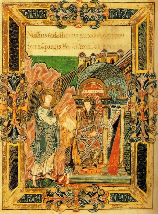 The Benedictional of Æthelwold