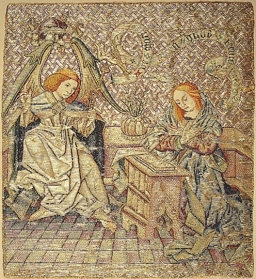 Netherlandish embroidery