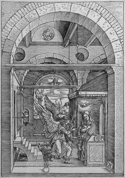 Durer, Annunciation