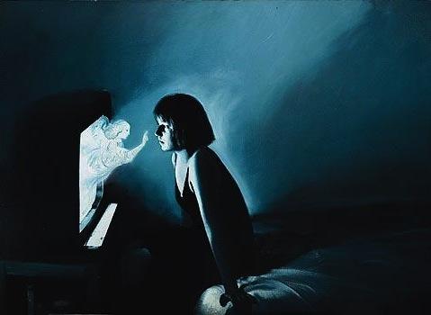 Helnwein, Annunciation