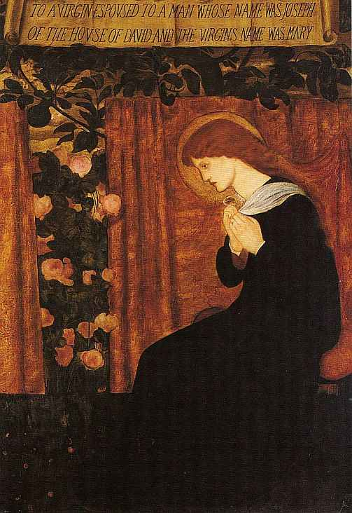 Burne-Jones, right panel