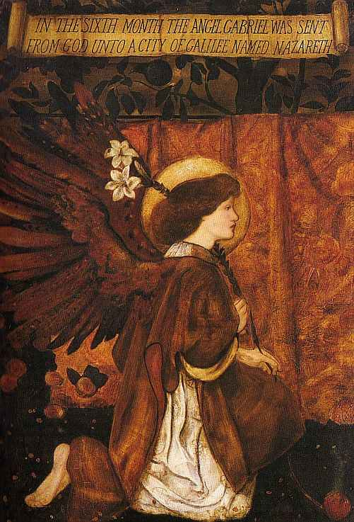 Burne-Jones, left panel