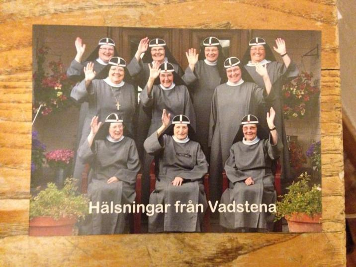 Greetings from Vadstena